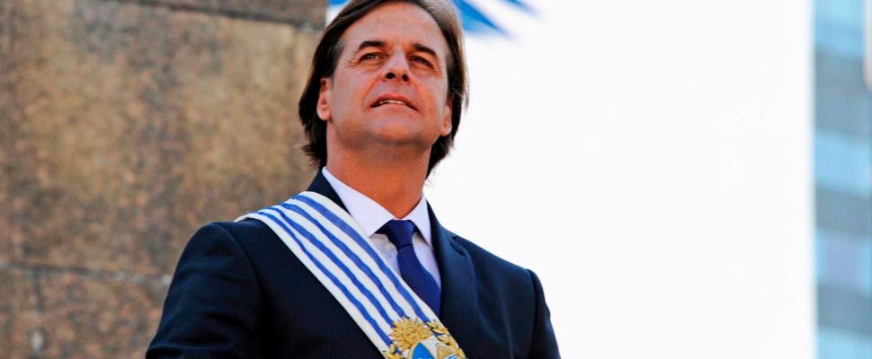 Luis Lacalle Pou, President-elect of Uruguay.