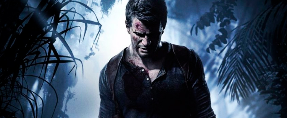 Cover of the game 'Uncharted'.