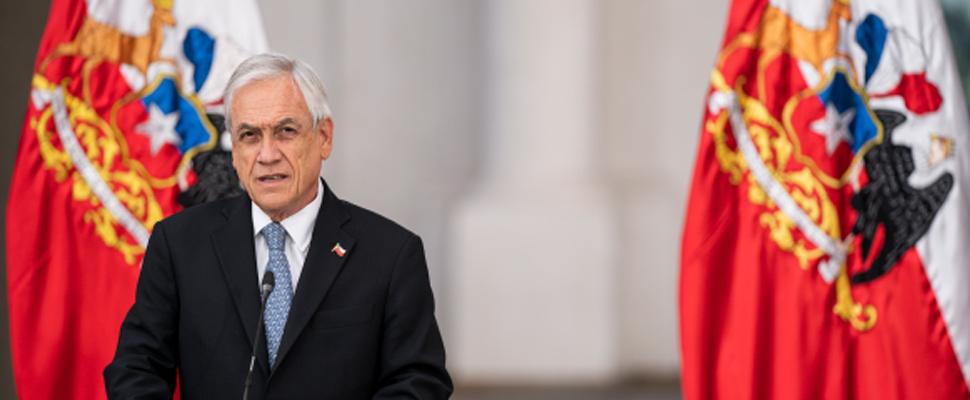 Sebastián Piñera: ¿responsabiliza a las mujeres del abuso?