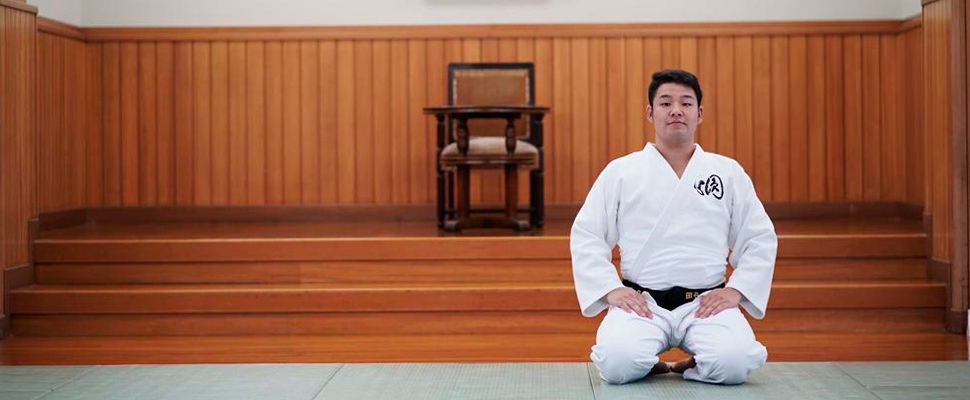 World Martial Arts Champion will train Colombian judokas
