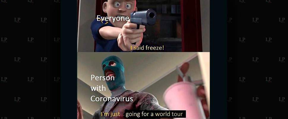 More and more Coronavirus Memes