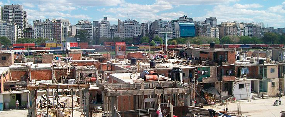 Argentina: 4 million people live in precarious conditions