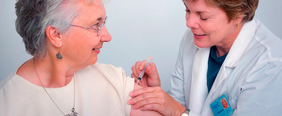 How to boost immune response to vaccines in older people