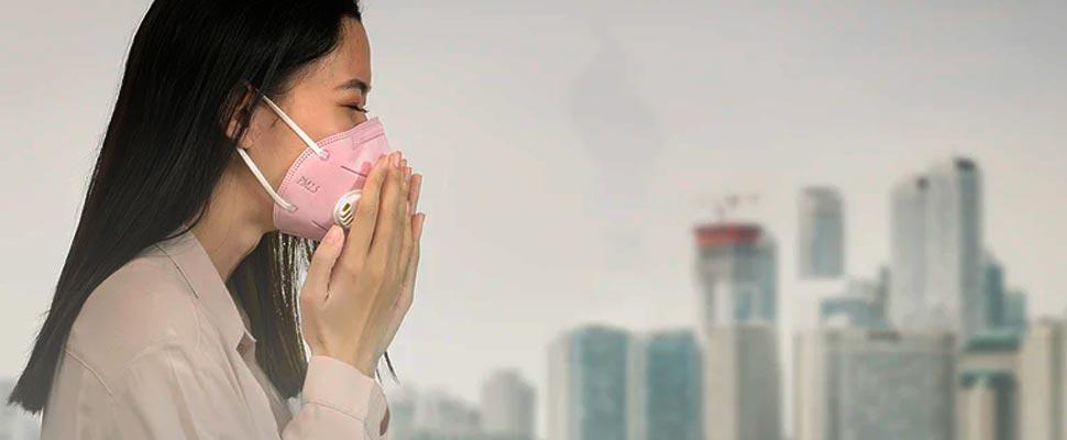 Covid-19 y contaminación del aire: ¿el dióxido de nitrógeno influye en las muertes?