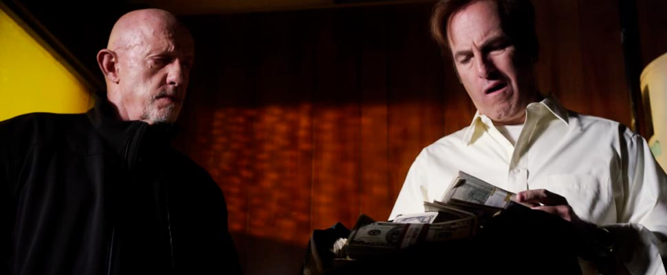Still from the 'Better Call Saul' series