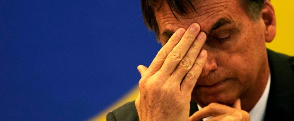 President of Brazil, Jair Bolsonaro.