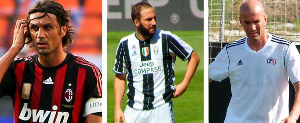 """Estos son los 5 futbolistas """"más perdedores"""""""