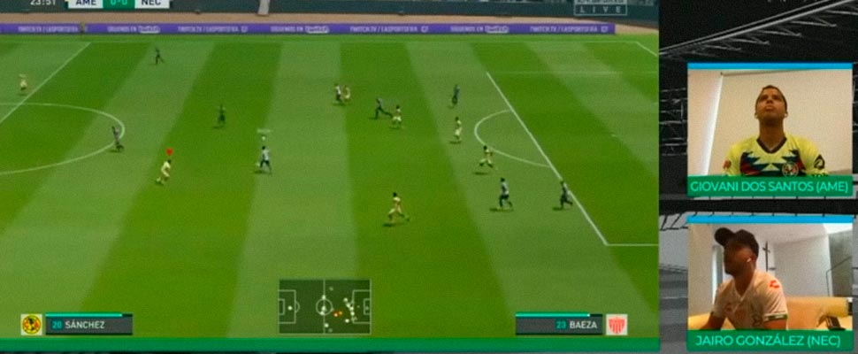 5 Latino leagues that switched to virtual soccer