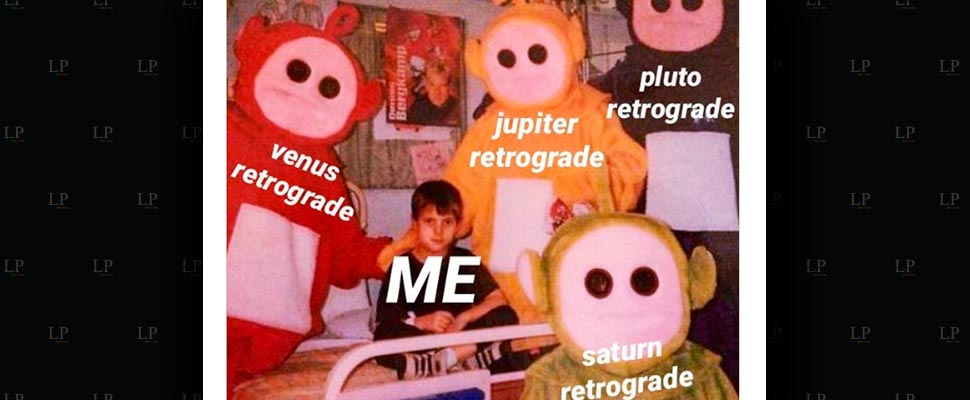 Best Memes on Venus Retrograde