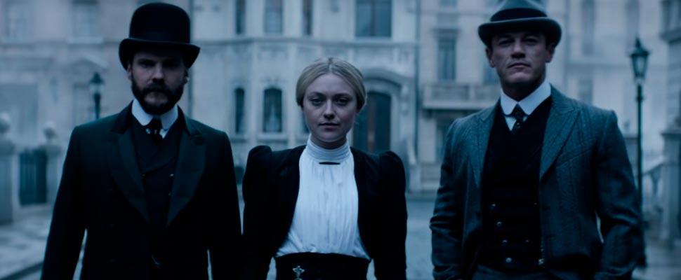 Fotograma de la serie 'The Alienist: Angel of Darkness'.