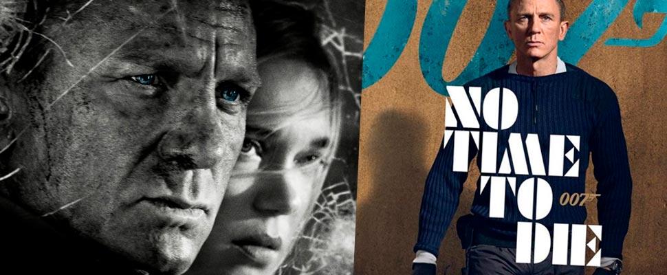 Pósters de las películas 'No hay tiempo para morir'