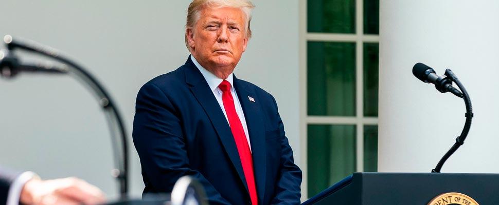Estados Unidos se retira de la OMS