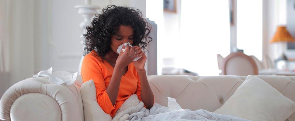 Cuando el COVID-19 se encuentre con la temporada de gripe