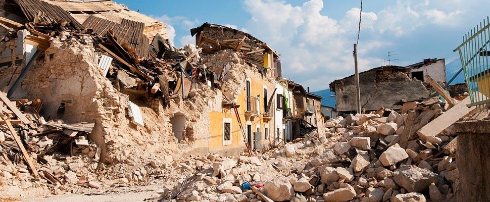 Los 6 terremotos más importantes de toda la historia