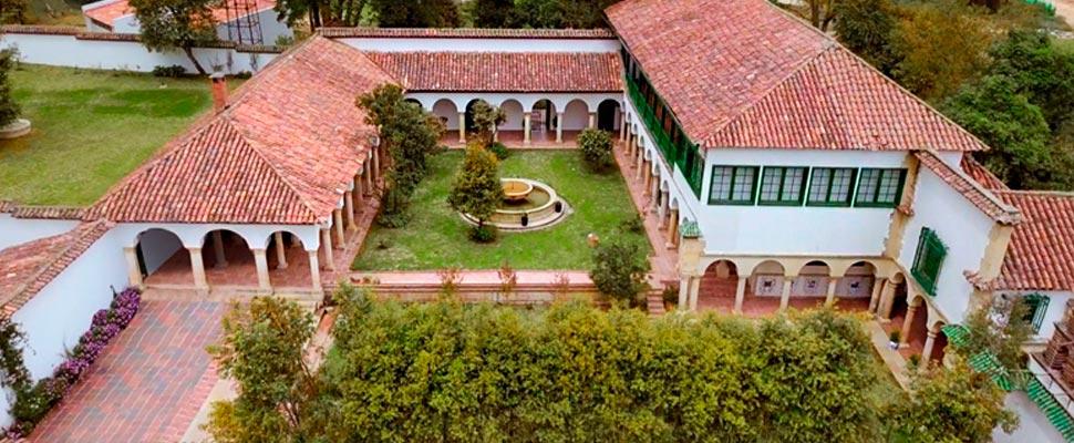 Casa Colonial 'Hacienda Casa Blanca'.