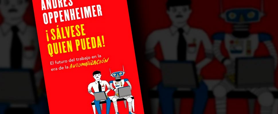 """Sálvese quien pueda"", the book about the future of work"