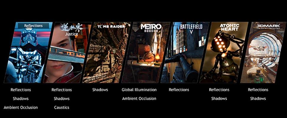 El Ray Tracing, la tecnología que revolucionará los videojuegos