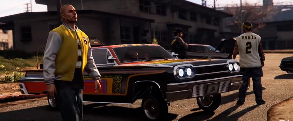 Fotograma del tráiler del videojuego 'Grand Theft Auto V'