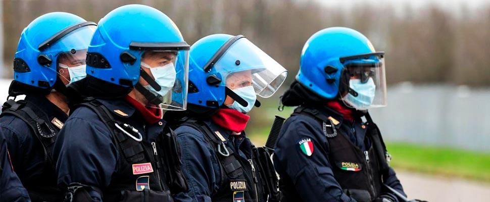 COVID-19: el poder policial podría afectar la relación con el público para siempre