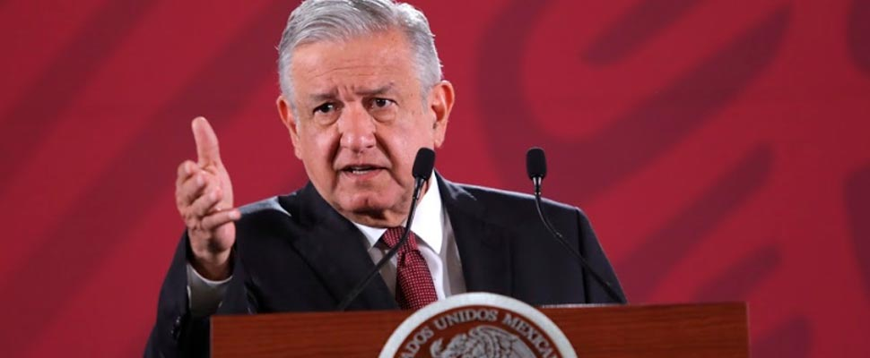 Andrés Manuel López Obrador, President of Mexico.