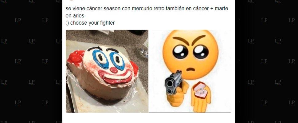 Los memes más divertidos sobre el signo cáncer