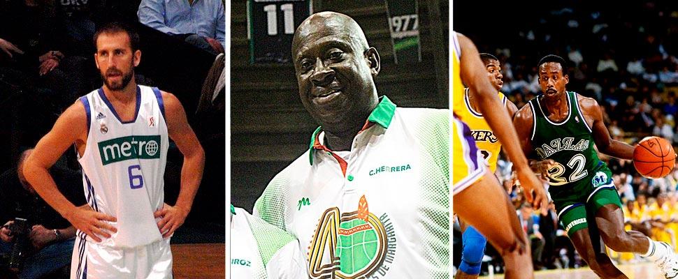 Estos fueron los primeros latinos de cada país en entrar a la NBA