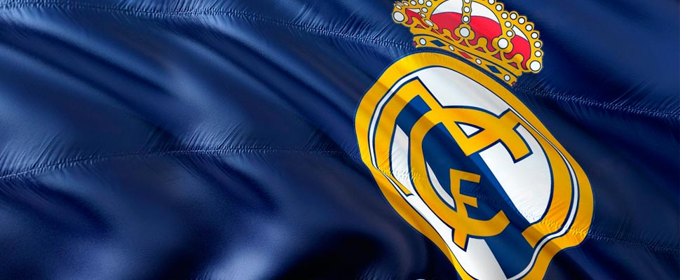 Real Madrid CF flag