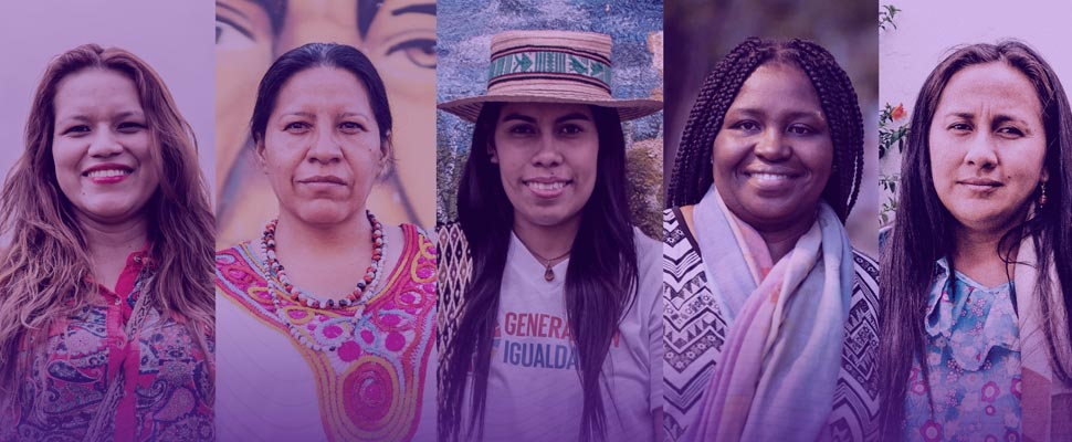UN Women and Norway launch protection plan for female leaders in Colombia