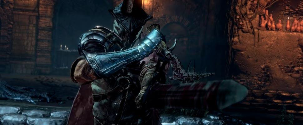 Fotograma del videojuego 'Dark Souls III'
