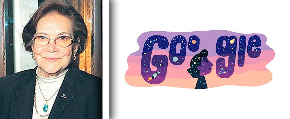 Dilhan Eryurt and Google Doodle.