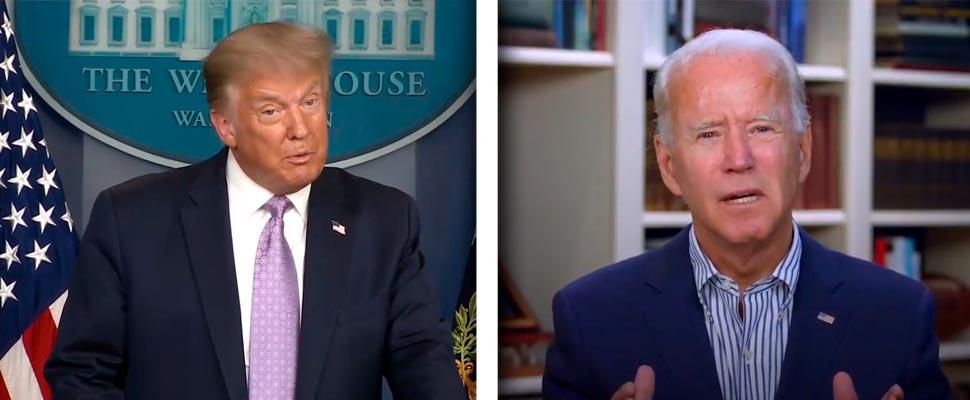 La diferencia en la agenda ambiental de Donald Trump y Joe Biden