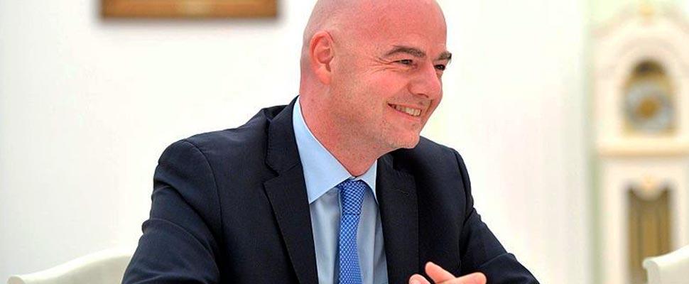 Todo sobre la investigación que está haciendo Suiza al jefe de la FIFA