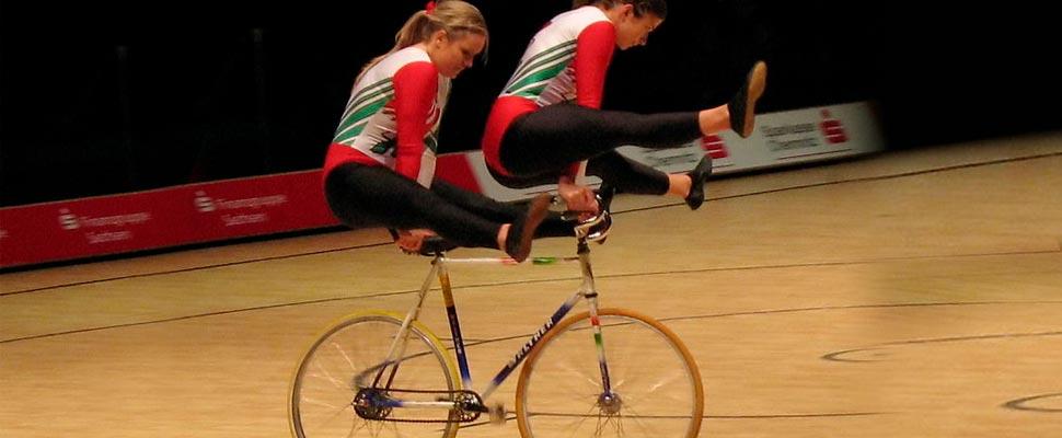 Competición artística de ciclismo en el Campeonato Mundial de ciclismo indoor UCI