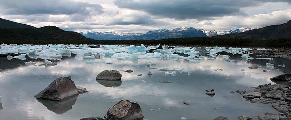 Los Glaciares Park in Argentina