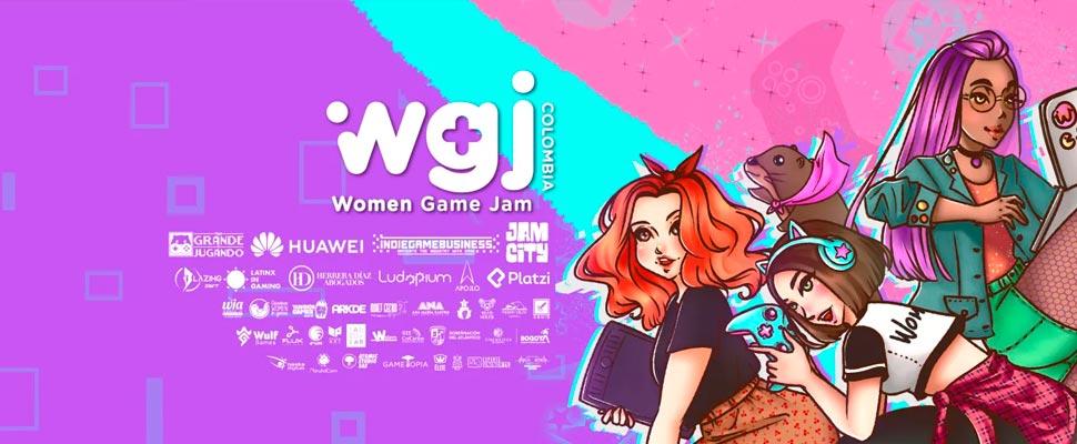 Se viene el WOMEN GAME JAM 2020