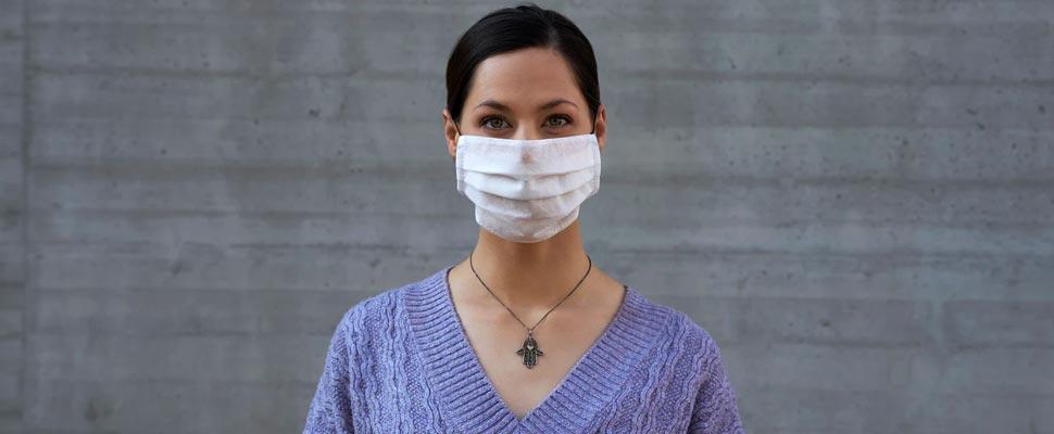 Coronavirus: ¿Qué es Maskne y cómo lidiar con el?