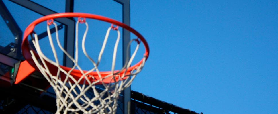 Cesta de básquetbol