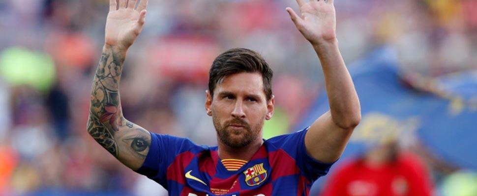 ¡Adiós al Barcelona! Messi se retira del equipo catalán