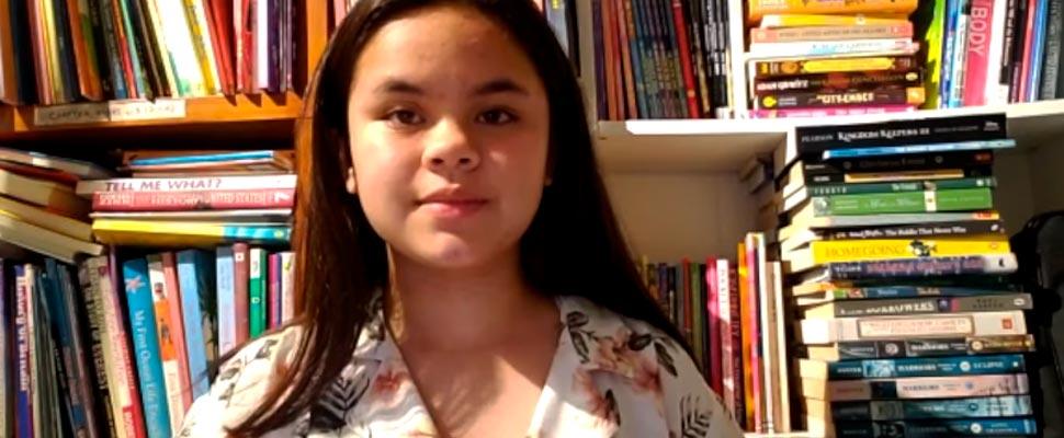 La empresaria social de 15 años más joven de Hong Kong