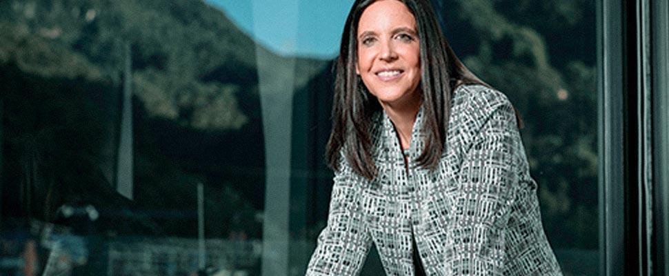 Sylvia Escovar, presidente de Terpel