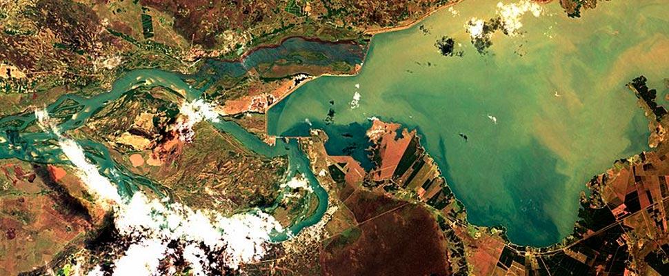 Iberá Wetland, in Argentina