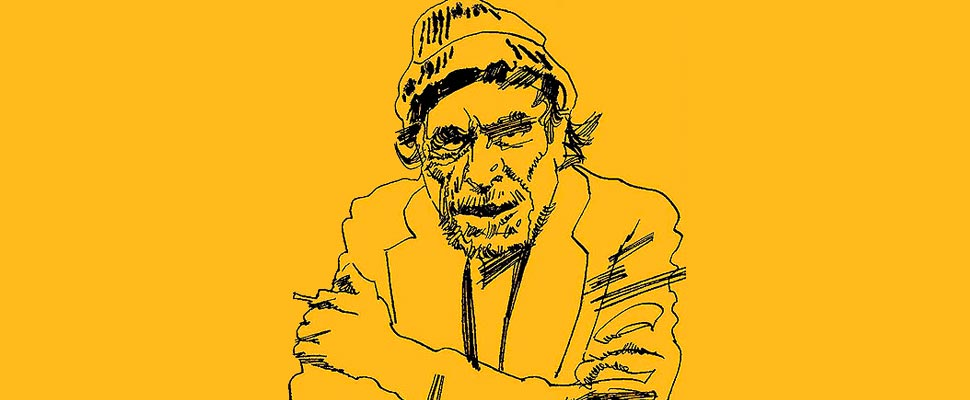 Reviewing one hundred years of Charles Bukowski