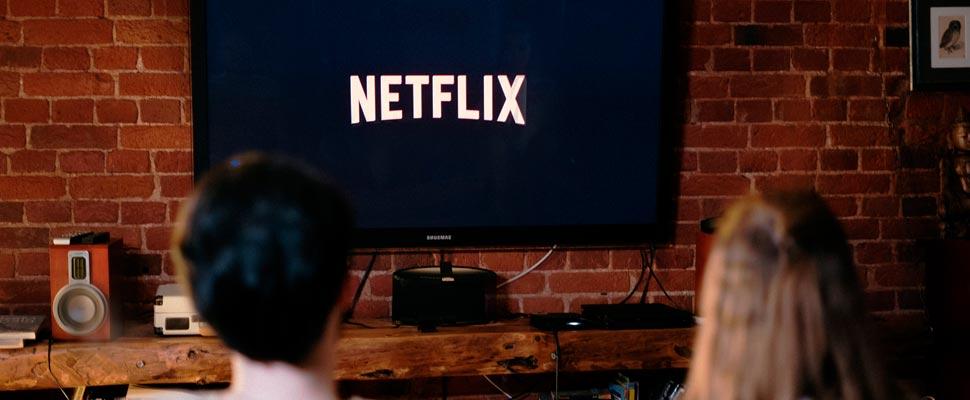 Netflix, una cebra entre caballos