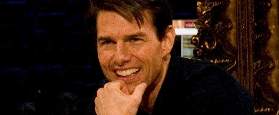 Tom Cruise grabará la primera película en el espacio