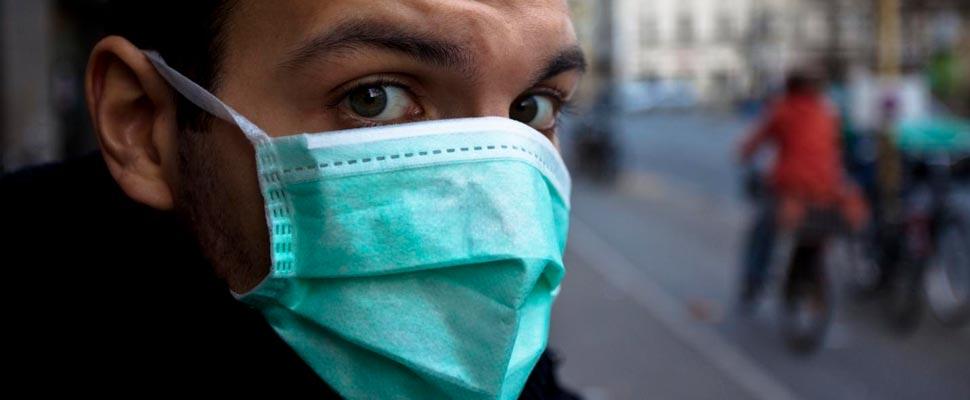 Mascarillas faciales y dióxido de carbono