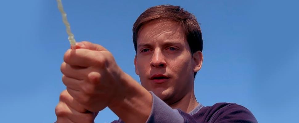 Still from the movie 'Spider-Man'