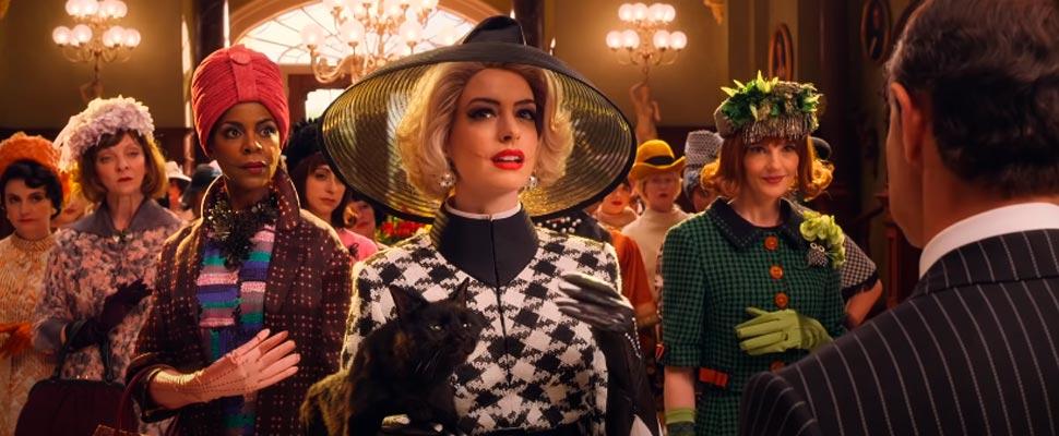 Fotograma del tráiler de la película 'Las Brujas'.