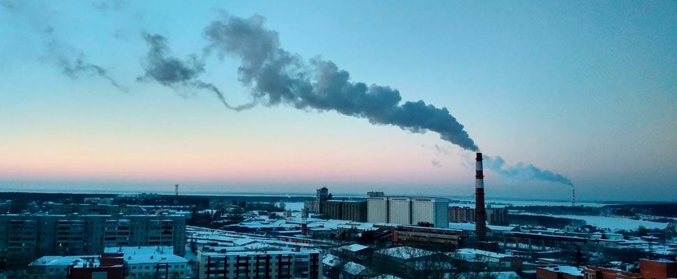 La contaminación del aire urbano empeora el COVID 19
