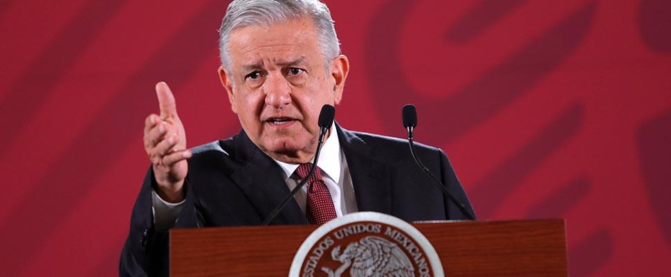 President of Mexico Andrés Manuel López Obrador.
