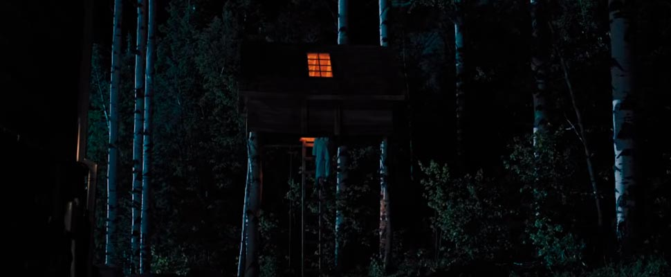 Frame from the movie 'Hereditary'.